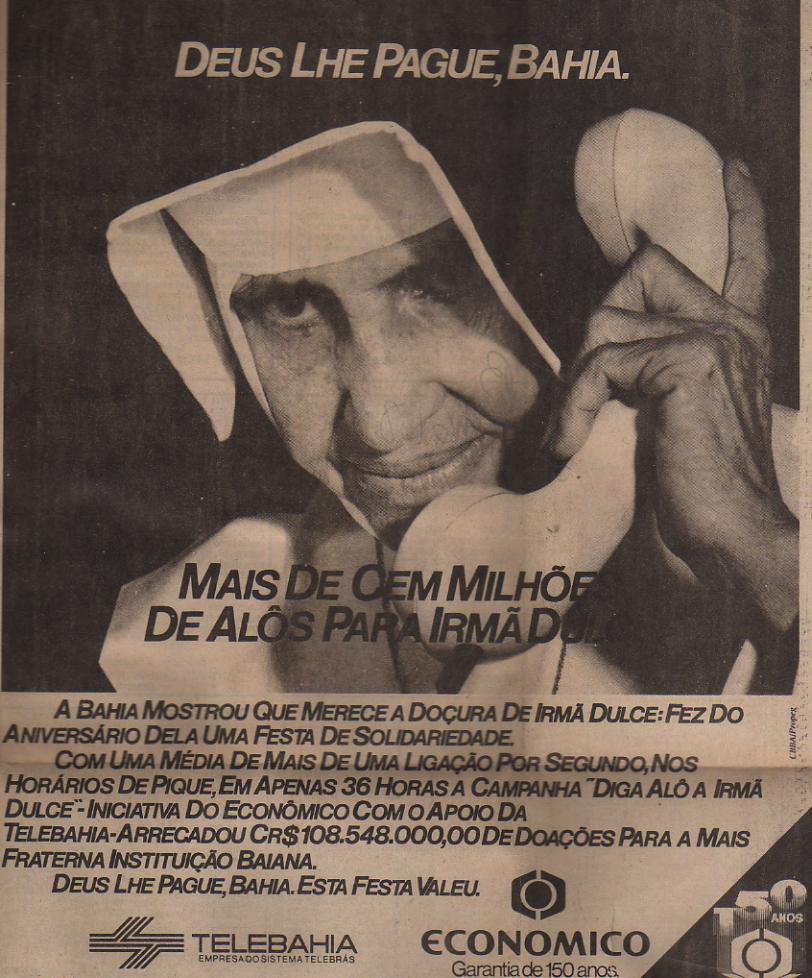 Irmã Dulce TeleBahia
